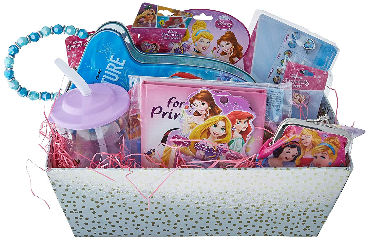 Christmas Gift Baskets – Disney Princess Themed Holiday ...