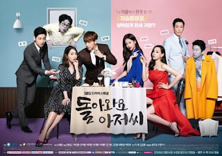 Come Back Mister Korean Drama