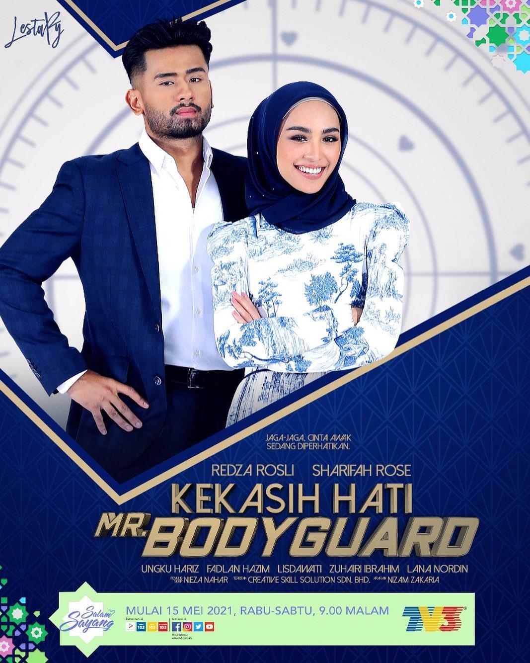 Drama Kekasih Hati Mr Bodyguard