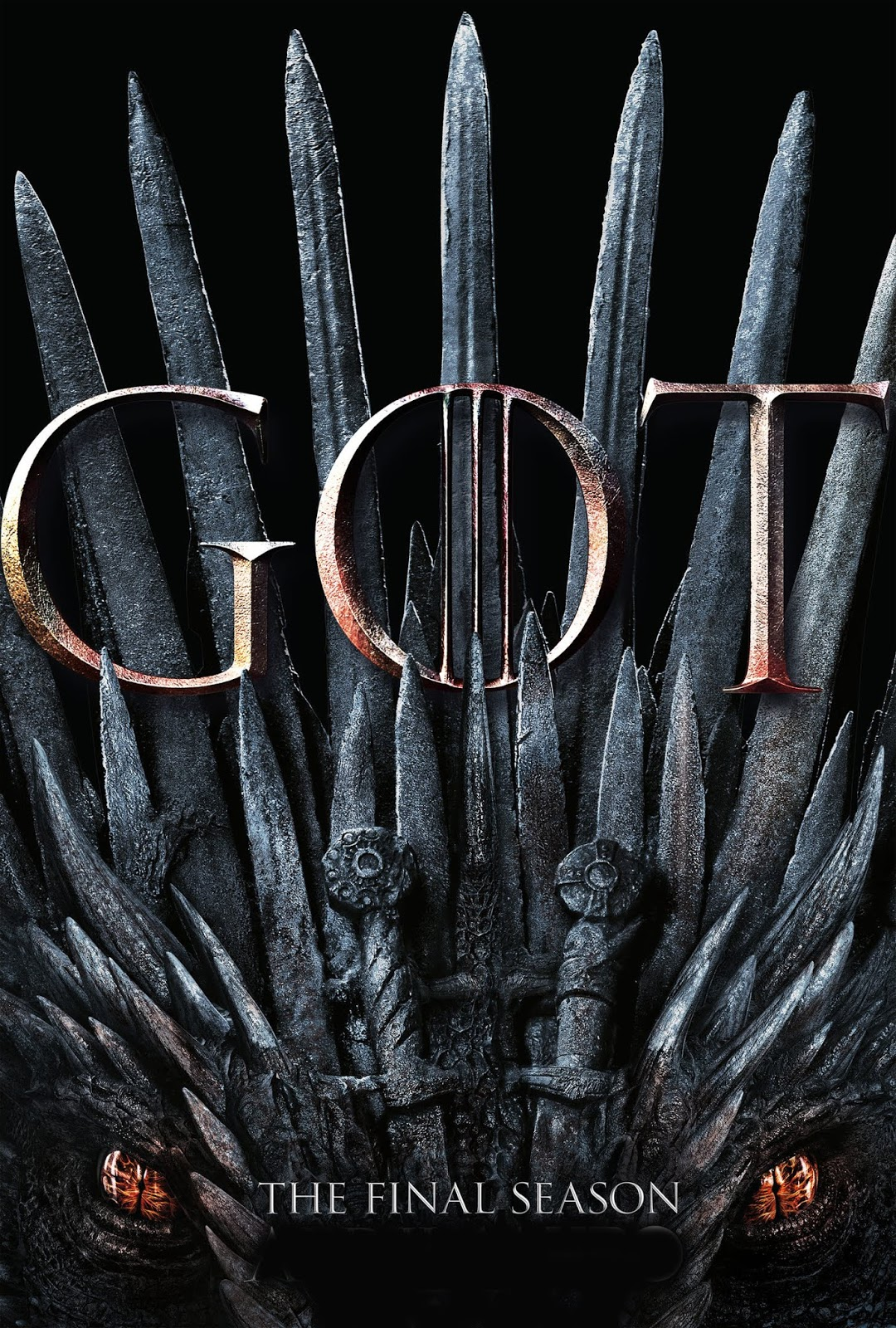 Game of Thrones [Final Season] [2019] [DVD9] [NTSC] [Latino] [4 DISC]