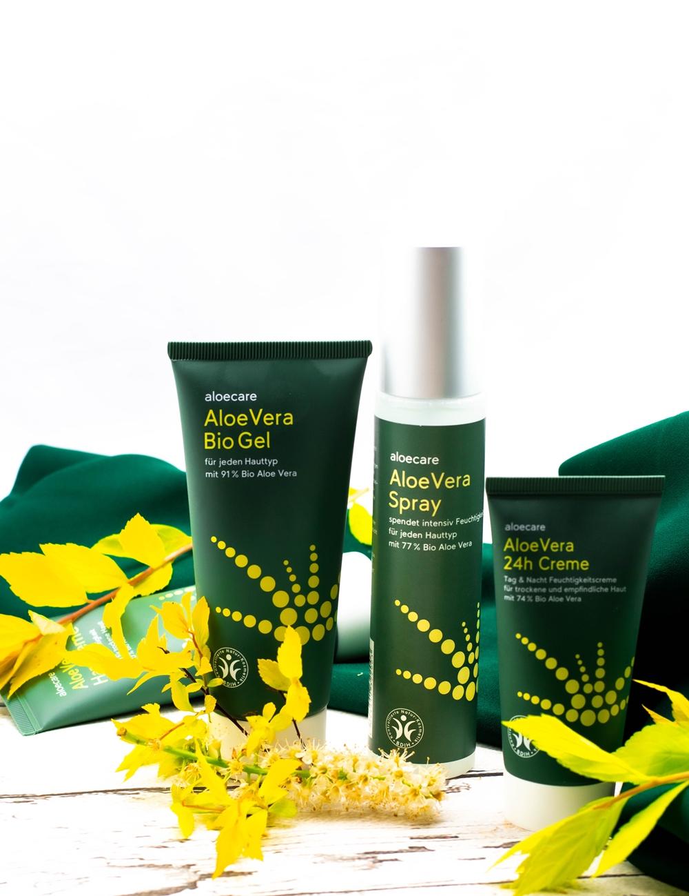 Aloesowe kosmetyki na każdą kieszeń - Rainbow Aloecare i żel aloesowy z dobrym składem.