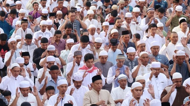 Waktu Pelaksanaan Sholat Idul Fitri