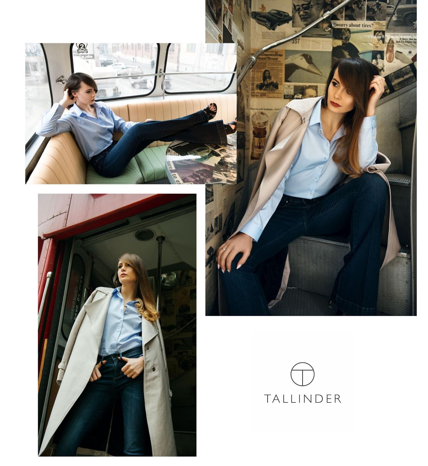 tallinder ubrania | jeansy | blogi modowe krakow