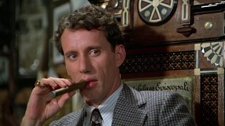 James Woods as Maximilian 'Max' Bercovicz in Once Upon a Time in America, Directed by Sergio Leone
