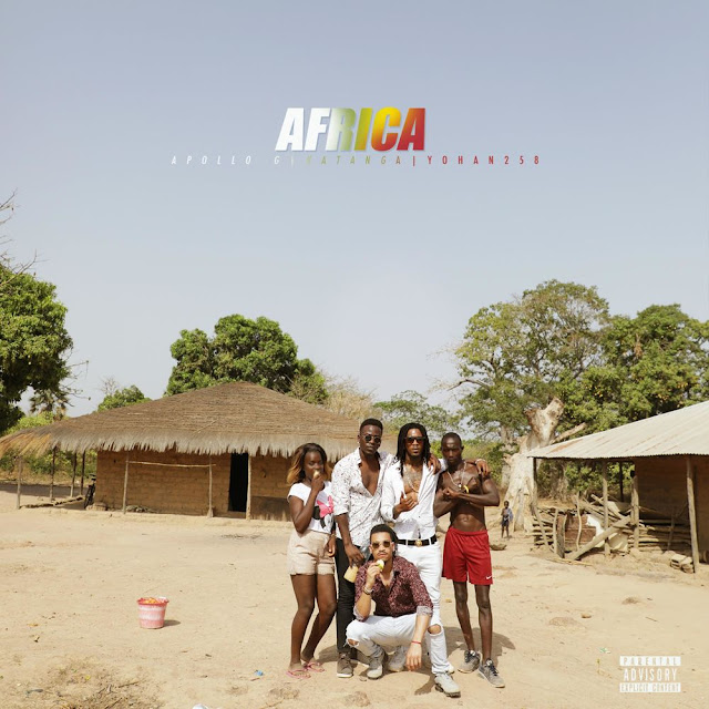 Apollo G Feat. Yohan 258  Katanga Muzik - Africa (Afro Pop)