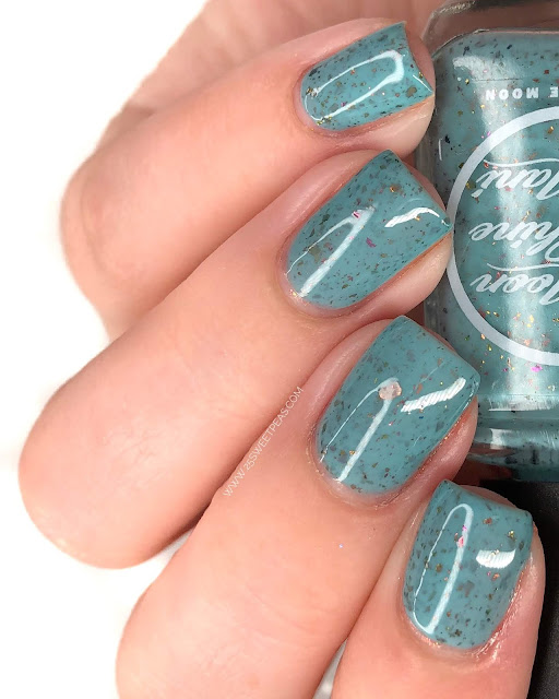 Moon Shine Mani Sundown Serenity 2.0