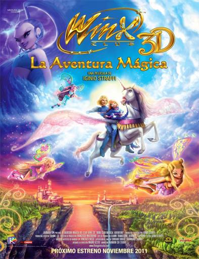 Ver Winx Club 3D: La aventura mágica (2010) Online