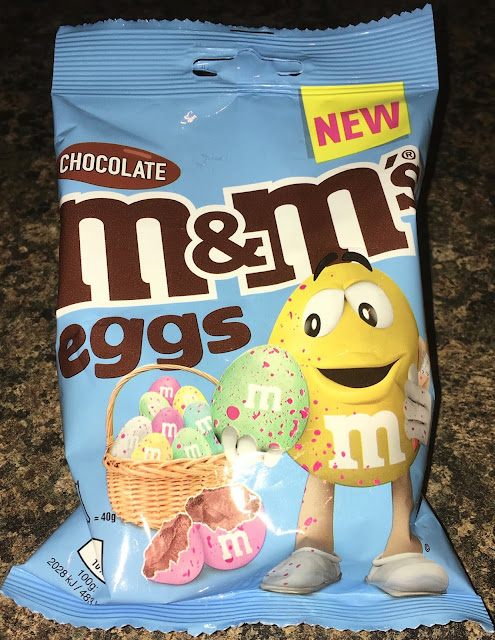 M&Ms Chocolate Eggs