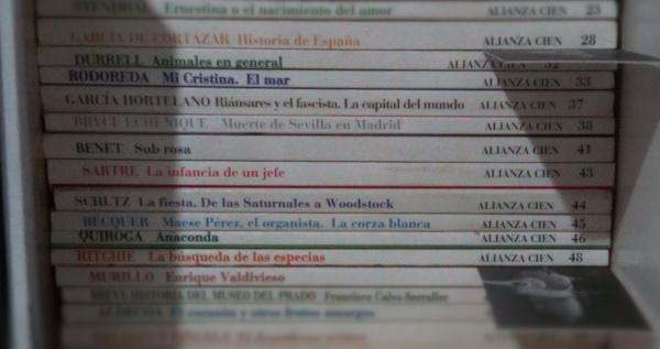 Colección Cien de Alianza Editorial