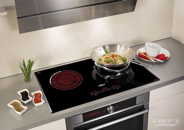 Bếp điện từ Chefs dùng hay bị hỏng vặt không?