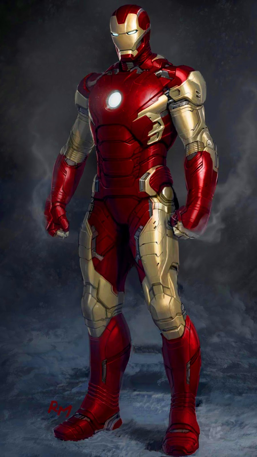 mark 6 iron man hot toys