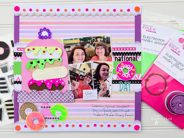 Hopping with Therm O Web and Rina K Designs