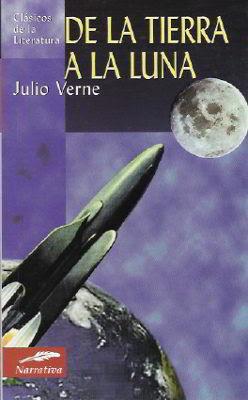 Portada libro de la tierra a la luna descargar pdf gratis