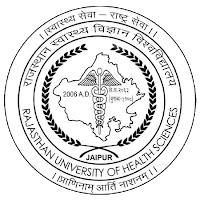 RUHS Nursing and Paramedical Course 2019 Result