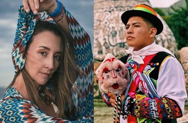 Vania Masías y Kayfex lanzan el #TusuriyChallenge por el Proyecto Bicentenario