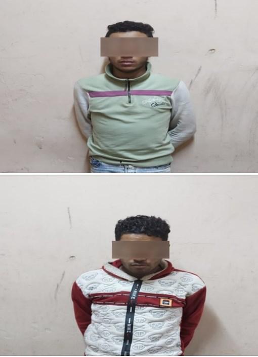 كشف ملابسات واقعة سرقة هاتف محمول من إحدى السيدات بمنطقة جسر السويس بالقاهرة وضبط مرتكبى الواقعة