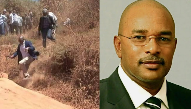 Mbeere South MP Geoffrey King'ang'i Photo