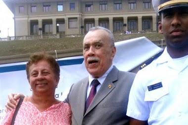 La CGTP Presente en homenaje a gestores de la Operación Soberanía de 1958