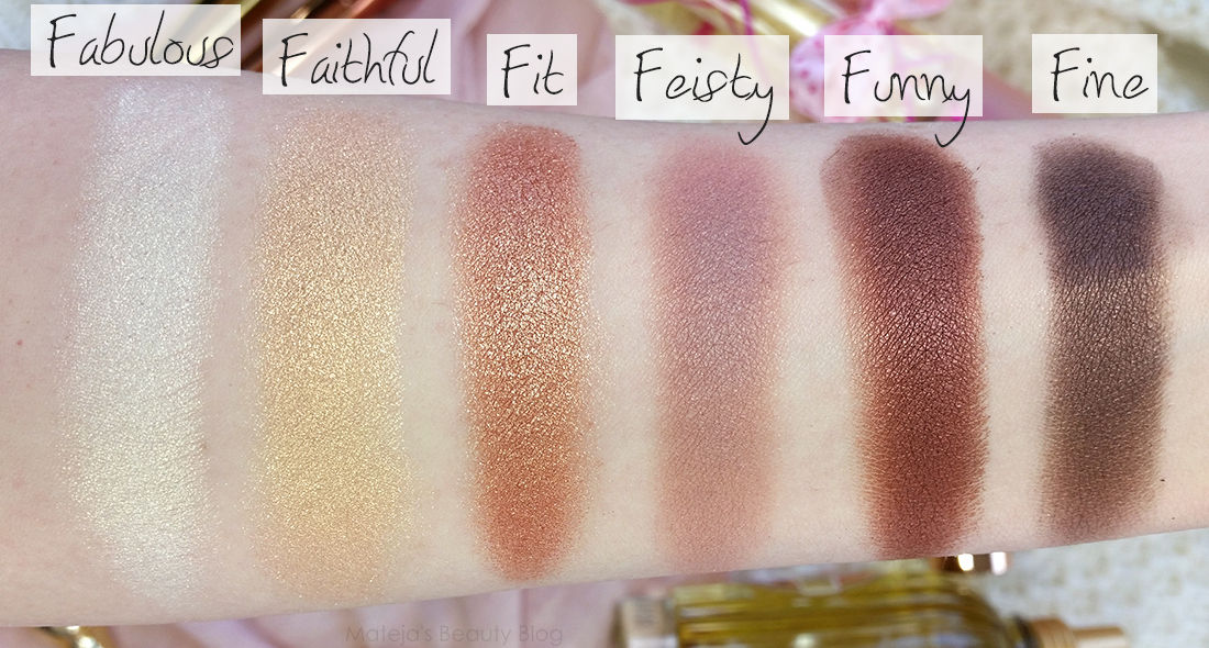 NUDE 'tude Eyeshadow Palette by theBalm #12