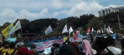 Aksi Bela Rakyat 121 Ajukan 3 Tuntutan
