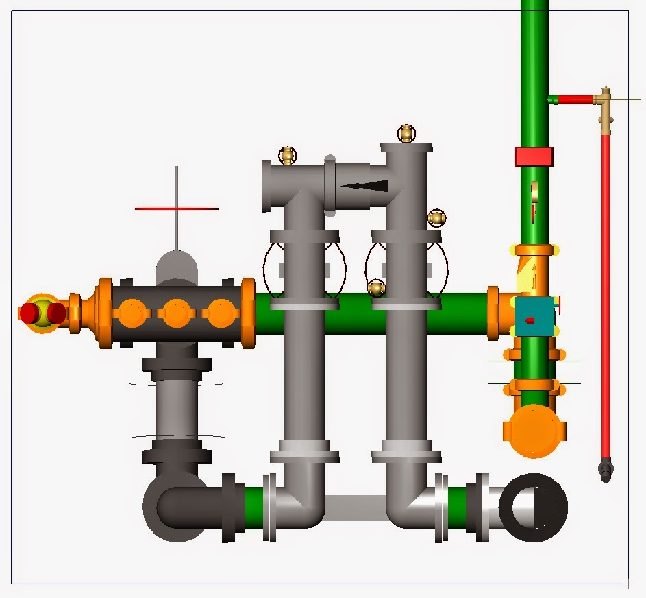 Fire Protection Engineer: AutoSprink - 3D Approach to Fire Sprinkler Design