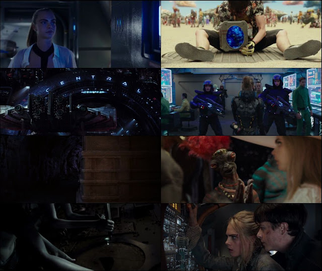 Valerian and the City of a Thousand Planets 2017 Dual Audio 720p BluRay