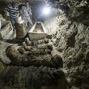 В Египте раскопали захоронение с 17 мумиями
