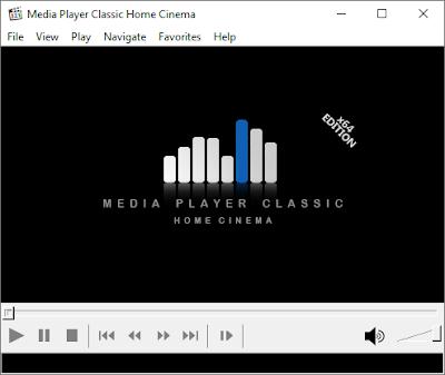 Aplikasi Video Player Terbaik MPC