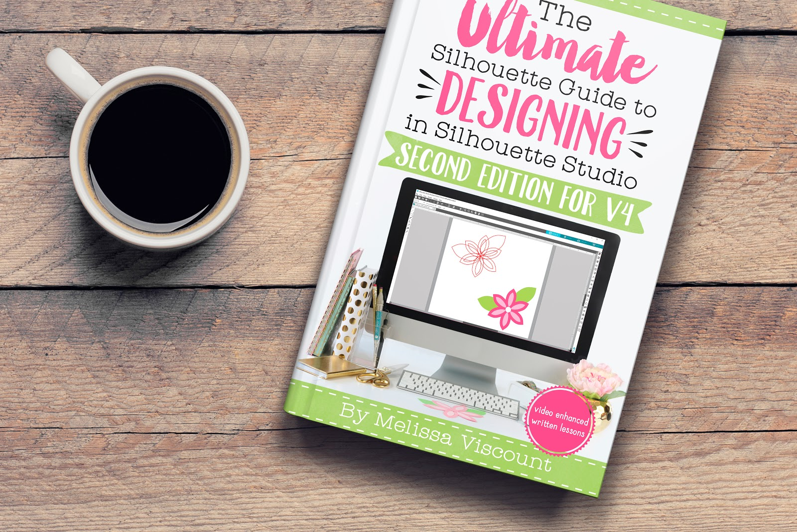 The ultimate silhouette guide series the silhouette studio design course will help you gain a firm understanding of the design editing and drawing tools and actions needed to create designs fandeluxe Images