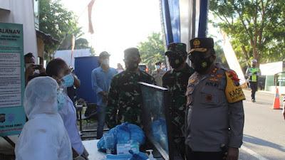 Operasi Ketupat 2021 Berakhir, Kapolda Sumut: Pelintas Tetap Diswab Antigen