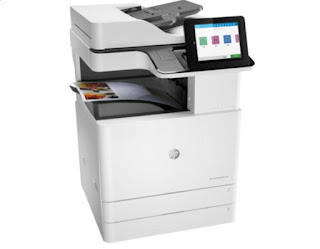 HP Color LaserJet Managed MFP E77422dn Drivers, Review
