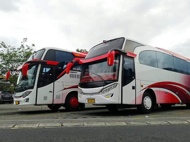 Sewa Bus Pariwisata di Surabaya Harga Murah