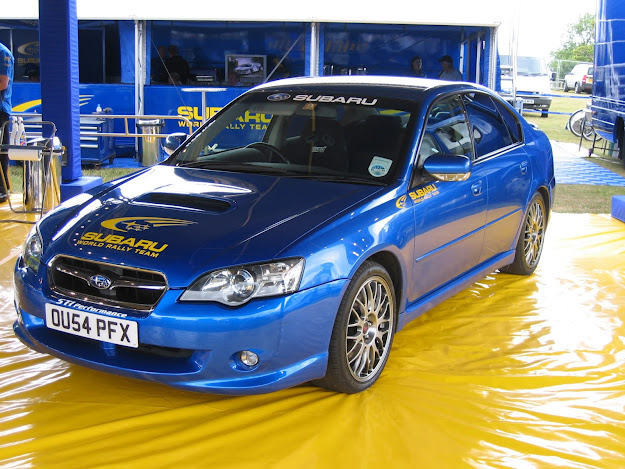 Subaru Legacy GT Spec B.