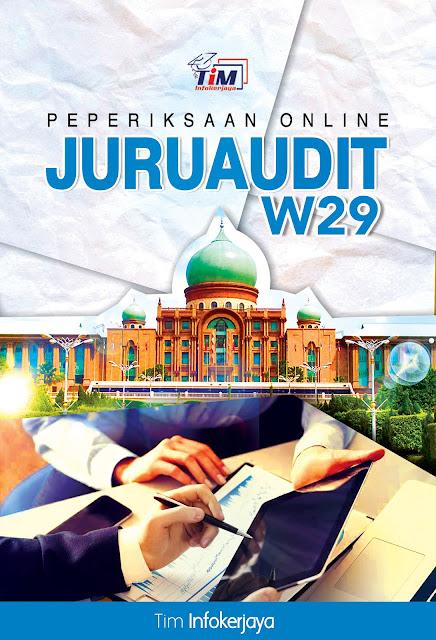 Contoh Soalan Peperiksaan Online PSEE Penolong Juruaudit Gred W29