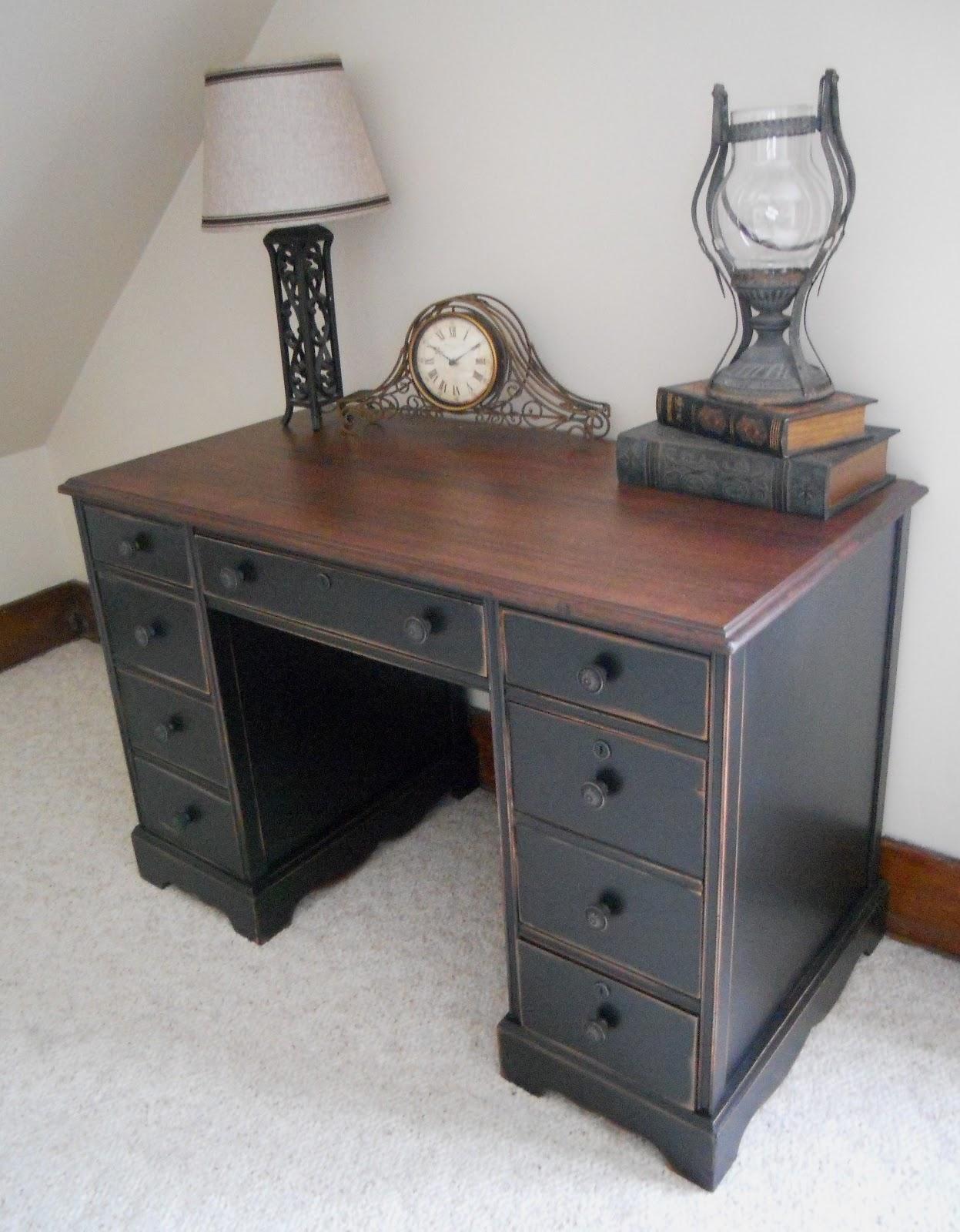 Createinspire A Desk For My Boys