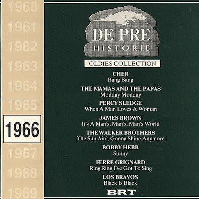 De Pre Historie 1960-69 (10 CD Set)