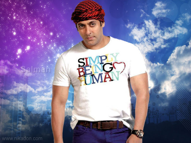 Salman Khan Being Human HD Images