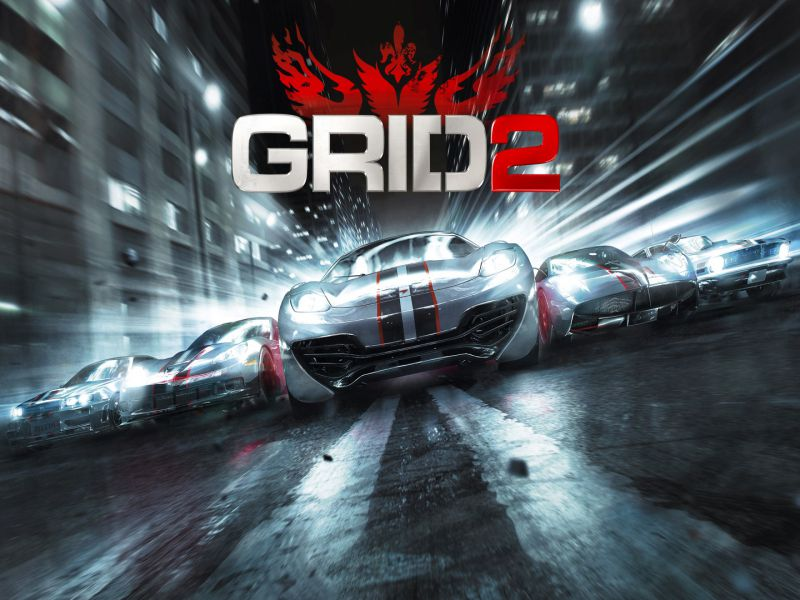 Download Grid 2 Game PC Free
