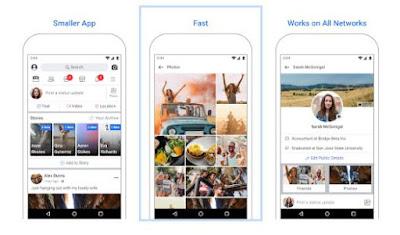 फेसबुक लाइट ऐप Facebook Lite