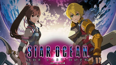 STAR OCEAN - THE LAST HOPE 4K and Full HD Remaster.