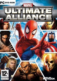 Marvel Ultimate Alliance PC Game