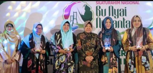 Wali Kota Surabaya Ajak Ibu Nyai Tangkal Paham Radikal