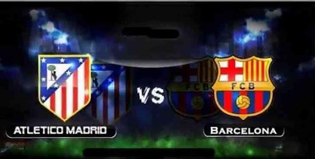 بث مباراة برشلونة واتلتيكو مدريد اليوم بث مباشر اليوم الاربعاء 21-9-2016