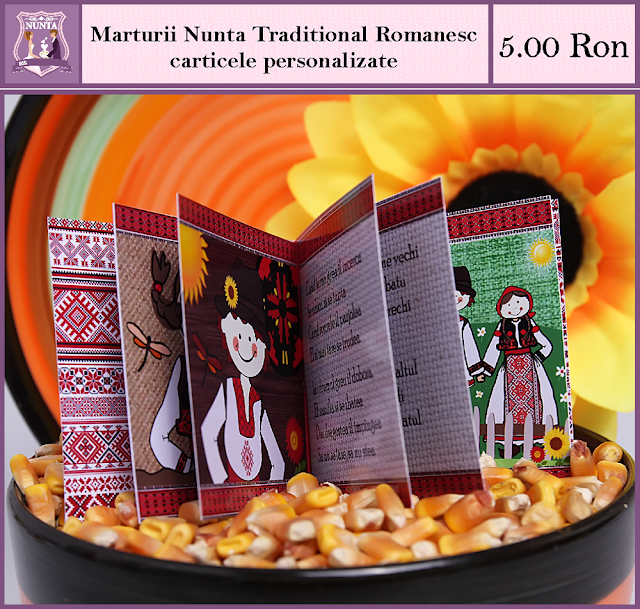 asortate nunta traditional romanesc
