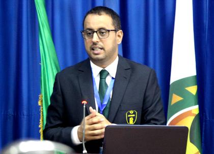 رئيس الإتحاد الموريتاني يعارض إعادة نهائي الوداد/الترجي ويُقِرُ بعدم انسحاب الوداد
