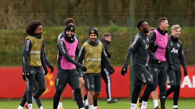 Man United Berencana Latihan Bulan Depan