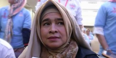 Neno: Kalau Allah Tak Menangkan Prabowo, Khawatir Tak Ada Yang Menyembahnya Lagi