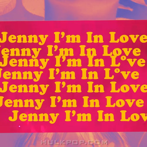 Marcus Way – Jenny I'm In Love – Single