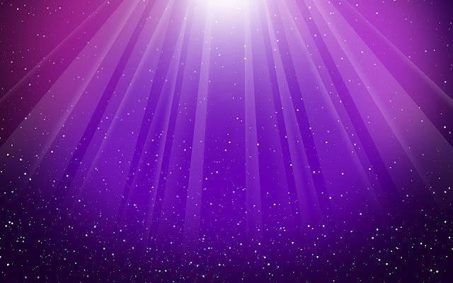 Mooie paarse abstracte achtergrond met lichten