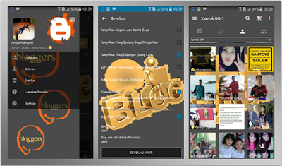BBM MOD BLOGGER THEMES NEW V.2.13.1.14 APK